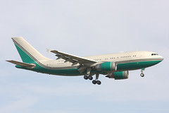 HZ-NSA Airbus A.310-304 Al-Atheer Aviation (pslg05896) Tags: hznsa airbus a310 alatheeraviation lhr egll london heathrow