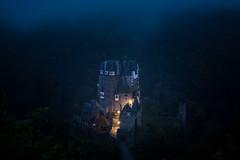 burg eltz I (>>nicole>>) Tags: blauestunde bluehour burg burgeltz castle fog hunsrck landscape landschaft langzeitbelichtung longexposure mist natur nature nebel