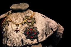 Cloaks of the Kaiser (nascentia) Tags: austria europe vienna wien treasury relics imperialtreasuryvienna medal cloak