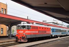 SZ 342 027 Maribor (eddespan (Edwin)) Tags: maribor trein train zug station bahnhof gare sloveni