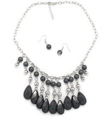 5th Avenue Silver Necklace P2240A-1