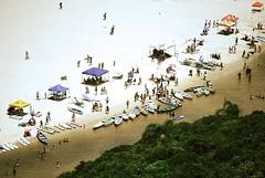 (brufontes) Tags: summer brazil praia beach sc brasil sepia trekking verano southcoast litoral guarda verao suldobrasil madreriver riomadre