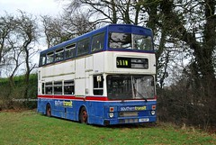 F88XOF 11/01/15 (MCW1987) Tags: travel west mk2 midlands metrobus twm mcw 3088 mk2a f88xof