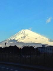 Mt.Fuji  2/10/2015 (Cool-Rock.com) Tags: snow   mtfuji
