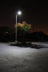 Parking Lot Cobrahead Lights (LEDtronics) Tags: california light green lamp bulb america private parkinglot streetlight technology outdoor parking indoor application led fluorescent kelvin halogen temperature savings fixture hid watt torrance replace cobrahead energyefficient ledtronics