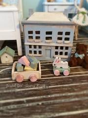 (*Joyful Girl ♥ Gypsy Heart *) Tags: white yellow shop toys miniature doll etsy 112 dollhouse lati joyfulgirlgypsyheart