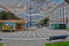 Plaza de Pombo, Santander (Miguel-Angel Lavin) Tags: arquitectura hdr santander cantabria nikond7100