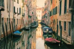 Rio caratteristico di Venezia (deamix78) Tags: venice rio gondola venezia