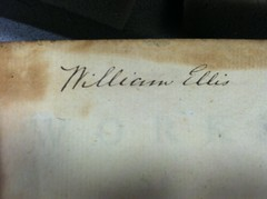Furness 90 1735 (Provenance Online Project) Tags: shakespeare inscriptions unidentified 1735 provenance twelfthnightorwhatyouwill williamellis pennlibraries 901735