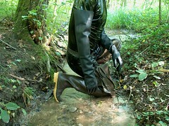 IM006590 (hymerwaders) Tags: mud boots hip waders pvc lack schlamm watstiefel