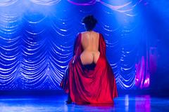 Helsinki Burlesque Festival 2015 Saturday (KeeperinEri) Tags: red people finland gloria performer burlesque cityofsin helsinkiburlesque helsinkiburlesquefestival2015 hbf15 helbf15