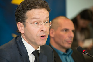 Eurogroup and Troika in an open conflict with the new Greek Government .