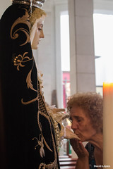 Devocin de San Juan. (dlopezc16) Tags: espaa de los san juan andalucia jaen dolores virgen santo calvario sepulcro 2013 besamano