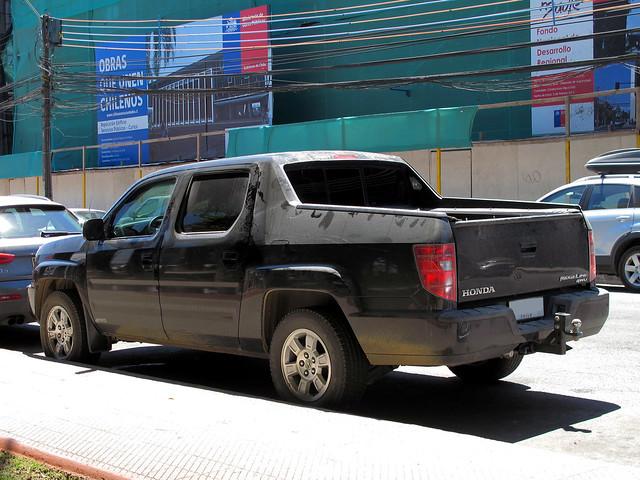 honda pickup 2012 camionetas ridgelinertl