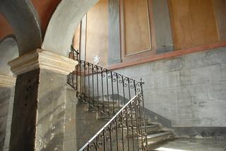 Hall Fuzzano, Italy