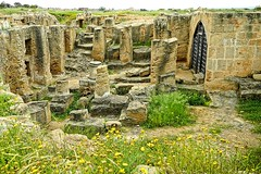 Tomb Of The Kings Paphos Cyprus (amhjp) Tags: heritage cyprus historic kings historical archeology tombs archeological worldheritage paphos the of cyprus11 amhjpphotography amhjp