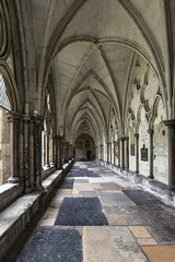 The Great Cloisters (Jack Heald) Tags: uk london church westminster abbey nikon cathedral great gothic royal british cloisters peculiar the d600