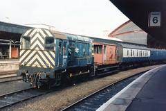 08818 (Sparegang) Tags: 08818 class08 350 shunter bristoltemplemeads britishrail brblue westernregion