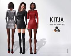 KITJA - Sheila Dress (ᴋɪᴛᴊᴀ) Tags: life moon beauty dress second sheila bold reign kitja hucci