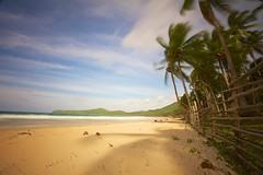 Nacpan beach (pabs242) Tags: longexposure travel beach canon seasia philippines elnido palawan ndfilter neutraldensity 60d nacpanbeach