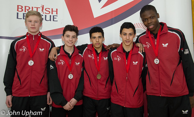 Boys Premier Division Runners-Up: LVA London Academy 1