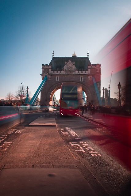 Tower Bridge Crossing II