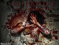 Slipknot - Wait and Bleed - my album art (Rick Drew - 15 million views!) Tags: woman black abandoned girl dead death scary blood doll eerie creepy bloody bleed slipknot