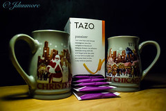 Tazo (XO Moments) Tags: stilllife holiday photography mugs tea product teabags tazo tazotea