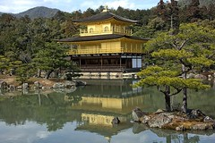 2015. Japn. Kyoto. Kinkaku-ji (Marisa y Angel) Tags: primavera japan temple march spring kyoto zen kinkakuji templo journeys goldenpavilion japn 2015 templodelpabellndorado