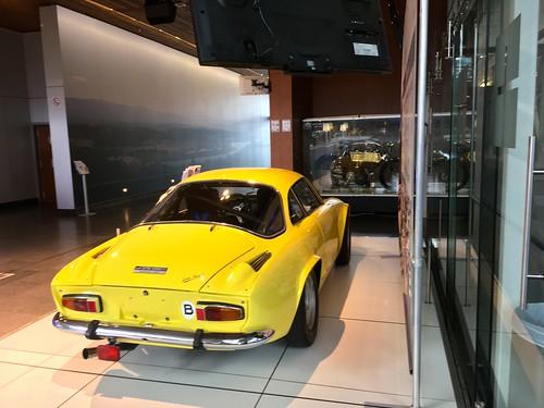 Alpine Renault Berlinette 1300