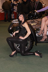 expo girl (themax2) Tags: legging model promoter girl 2010 hostess padova motorbikeexpo comments