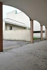511 (Stadtromantikerin) Tags: urban italy white church architecture buildings concrete monselice