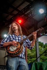 Cornmeal (StevanBaird) Tags: people music concert bluegrass bass guitar folk band banjo fiddle jam cornmeal summercamp2011
