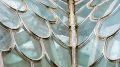 Heart Of Glass (John Penberthy LRPS) Tags: johnpenberthy nikon d750 glass dulwich horniman glasshouse fishtail roof