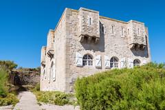Fort Sarah Bernhardt (Jean-Jacques Boujot) Tags: fort sarah bernhardt pointe poulains sauzon morbihan bellele belle ile en mer bretagne france nikon d750 nikkor 1635