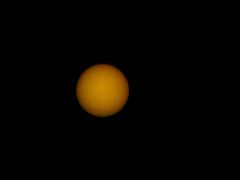 Sun 1 (Mr. Szabi) Tags: sky sun closeup star solar space details surface telescope filter magnified zoomed refractor nosunspots