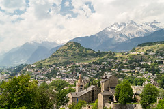 Sion, Switzerland, Spring 2016 (samwz) Tags: sion switzerland valais categorized europe holiday spring travel