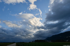 clouds many clouds (picturesbywalther) Tags: sky storm nature weather clouds landscape nikon himmel wolken landschaft solothurn wetter sturm fronten oensingen gu