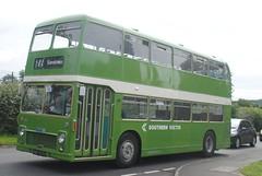 OSF307G (30mog) Tags: osf307g bristol vr southern vectis iow preserved bus alton