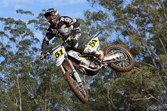 SSMX - Toowoomba (Alan McIntosh Photography) Tags: action sport race motorsport motorcycle echo valley toowoomba robbie marshall