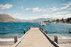 One stunning day (Sean Lowcay (sealow08)) Tags: nature newzealand nz nikon nikond90 southisland scenery rocks rocky natural water outdoor landscape d90 sky cloud lake