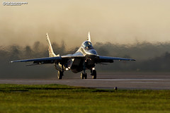 Mikoyan Gurevich Mig 29 Fulcrum (Nigel Blake, 13 MILLION...Yay! Many thanks!) Tags: polish air force mig 29 fulcrum nigelblakephotography nigelblake poland 2015 mikoyan gurevich микояна и гуревича миг29 микоянаигуревичамиг29 mińskmazowiecki aircraft aviation fighter war cold coldwar