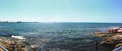 Playa de los Nufragos ~ (j.manzanore) Tags: sun summer espaa spain alacant torrevieja landscape paisaje sea playa sol verano vacaciones holidays