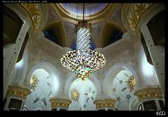 Sheikh Zayed Mosque (motionfreezee) Tags: abudhabi sheikhzayedmosque unitedarabemirates uae middleeast mosque