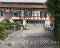 HAS430 Unterdorfstrasse Bridge (Zufahrt Werkhof) over the Haselbach, Maschwanden, Zurich, Switzerland (jag9889) Tags: 2016 20160802 archbridge bach bridge bridges brcke ch cantonzurich crossing europe fluss gkz677 haselbach helvetia infrastructure kantonzrich lorze maschwanden outdoor pont ponte puente river road schweiz stone suisse suiza suizra svizzera swiss switzerland water waterway zh jag9889 zrich