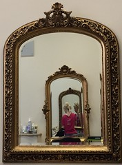 mirrors (Hayashina) Tags: mirror hairdressers gdansk poland