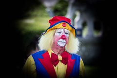 showmens rest. august 2016 (timp37) Tags: clown showmens rest kiwi illinois forest park august 2016 summer woodlawn cemetary