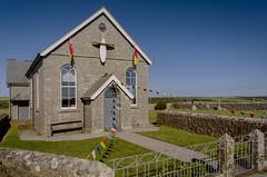 Surf'n'Pray at Escalls Methodist Chapel, Sennen, Cornwall (DM Allan) Tags: escalls methodist chapel sennen landsend cornwall penwith church religion surfboard