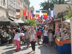 Feria de Artesanato da Rua do Lavradio