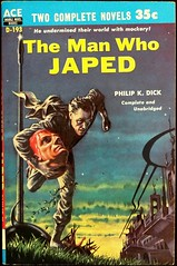 Ace Double D-193 Paperback Original (1956). Cover Art by Ed Emshwiller